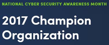 2017 Champion Organization