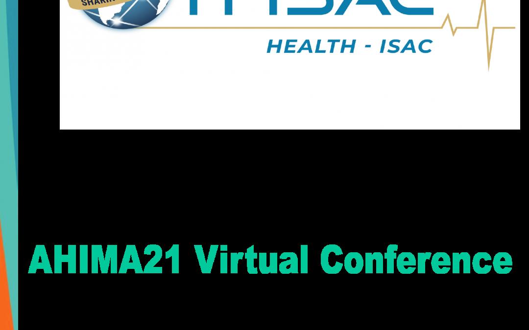 AHIMA21 Virtual Conference